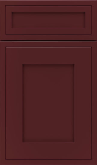 Picture of Amelia - Painted - Winery Red