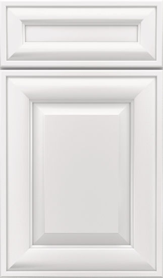 Picture of Dulcet - Painted - White