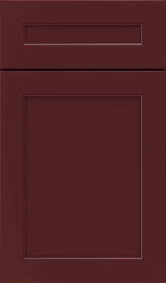 Picture of Paloma - Painted - Winery Red