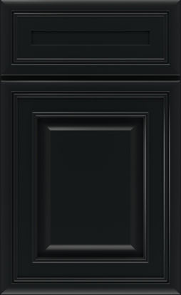 Picture of Caldwell - Painted - Black