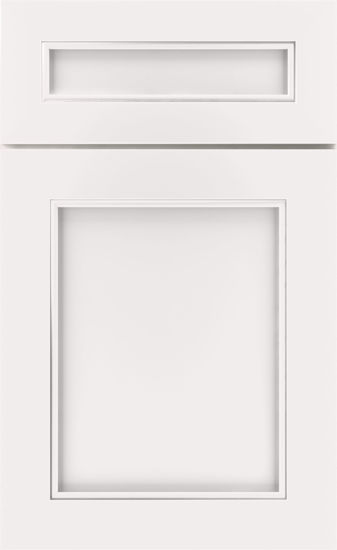 Picture of Clarke - Painted - White