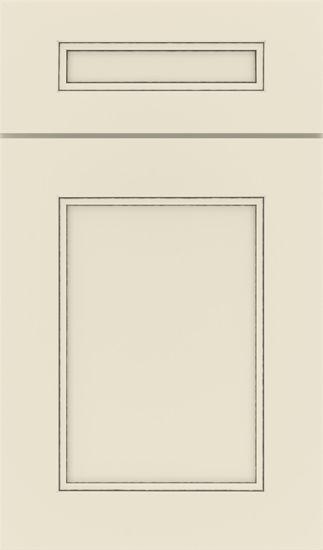 Picture of Culver - Painted - Coconut w/ Amaretto Crème Detail Glaze