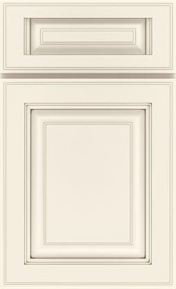 Picture of Henderson - Painted - Coconut w/ Amaretto Crème Artisan Glaze