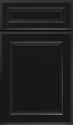 Picture of Hepburn - Painted - Black