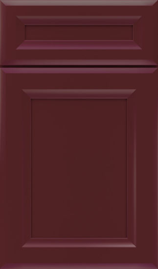 Picture of Hepburn - Painted - Winery Red