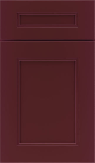 Picture of Culver - Painted - Winery Red