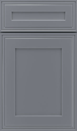 Picture of Delta - Painted - Serious Gray