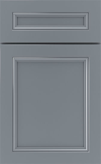Picture of Vista - Painted - Serious Gray