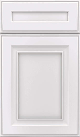 Picture of Lisette - Painted - White