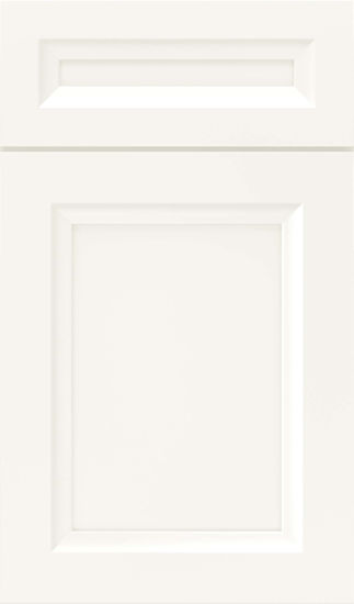Picture of Mercer - Painted - Sterling White