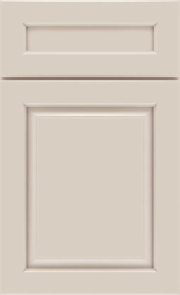 Picture of Woodhall - Painted - Limestone