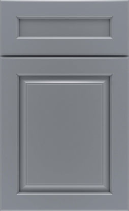Picture of Woodhall - Painted - Serious Gray