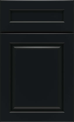 Picture of Woodhall - Painted - Black